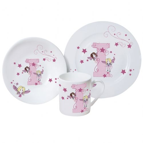 Personalised Fairy Breakfast Set